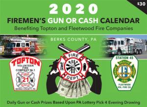 Gun Raffle Calendar – Topton Volunteer Fire Company